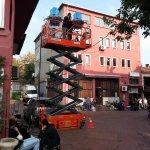 Dizi, Sinema, Reklam Çekimleri için Kiralık Sepetli Platform